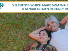 senior citizen friendly residency